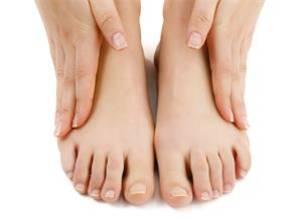szemölcs gyalog a lábujjak között)